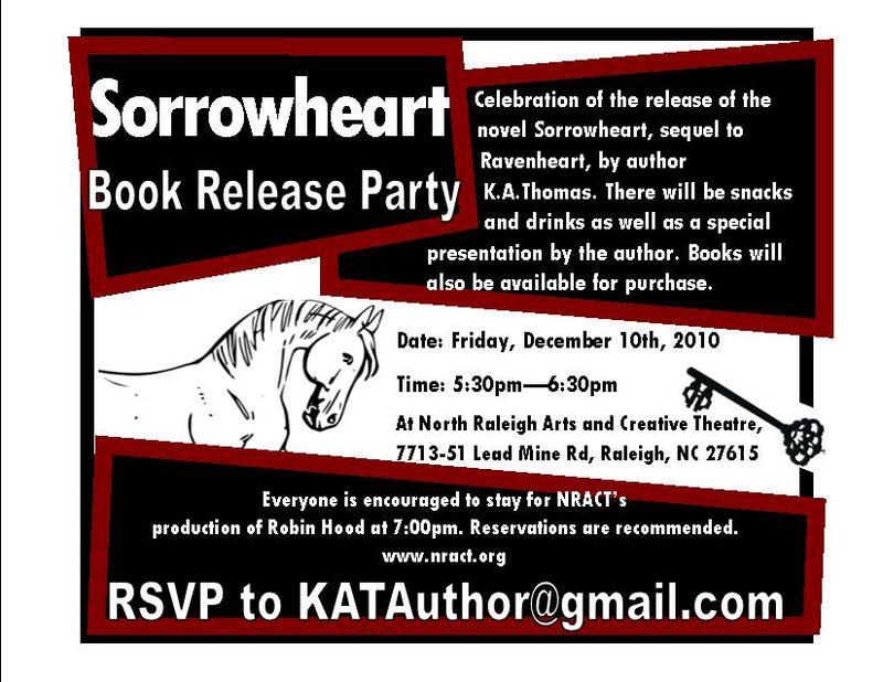 Sorrowheart Invite